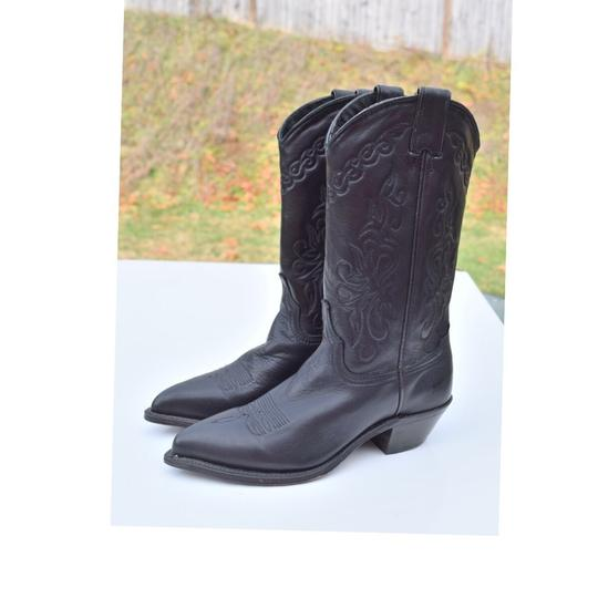 Preload https://img-static.tradesy.com/item/24572407/black-western-bootsbooties-size-us-65-regular-m-b-0-0-540-540.jpg