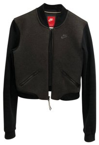 Nike Dark Grey and Black Jacket