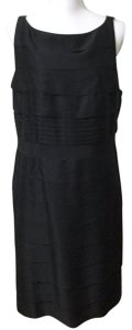 Banana Republic Holiday Formal Classic Silk Dress