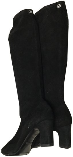 Preload https://img-static.tradesy.com/item/24572529/giorgio-armani-black-sude-tall-bootsbooties-size-eu-385-approx-us-85-narrow-aa-n-0-1-540-540.jpg