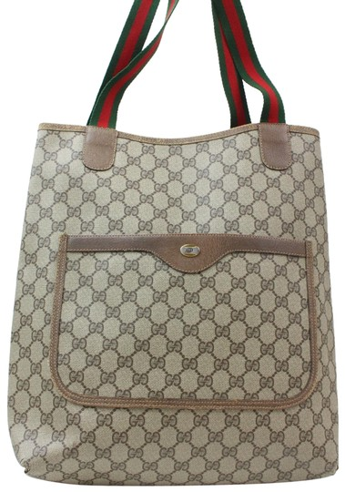 Preload https://img-static.tradesy.com/item/24572688/gucci-sherry-monogram-web-large-shopping-869413-brown-coated-canvas-tote-0-1-540-540.jpg