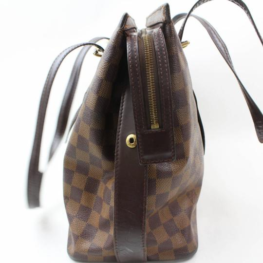 Louis Vuitton Columbine Luco Neverfull Vavin All-in Tote in Brown Image 11