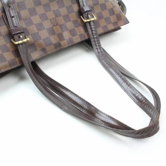 Louis Vuitton Columbine Luco Neverfull Vavin All-in Tote in Brown Image 9