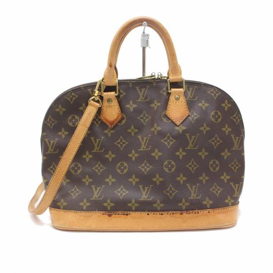Preload https://img-static.tradesy.com/item/24572696/louis-vuitton-alma-monogram-with-strap-869415-brown-coated-canvas-shoulder-bag-0-0-540-540.jpg