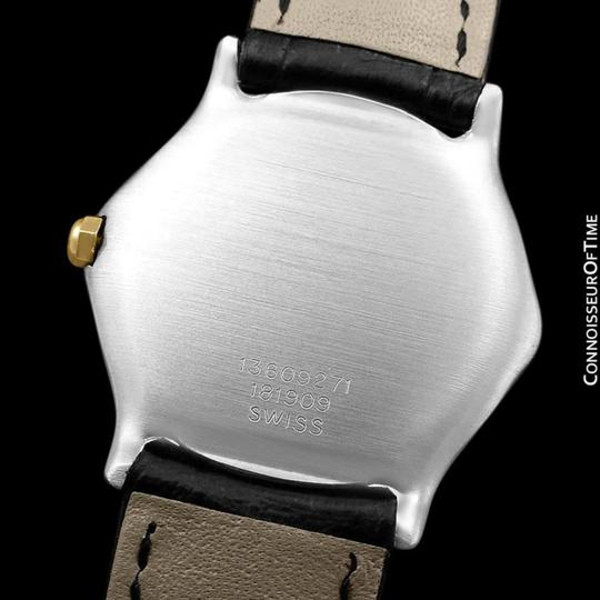 Ebel Ebel Classic Wave Mens Unisex Watch - Stainless Steel and 18K Gold Image 7
