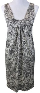 Diane von Furstenberg short dress Dvf Floral Honecomb Sleeveless on Tradesy