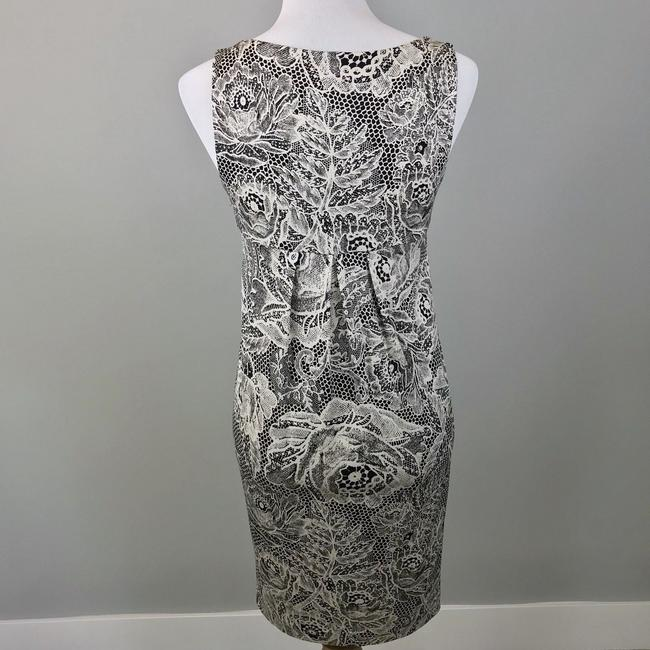 Diane von Furstenberg short dress Dvf Floral Honecomb Sleeveless on Tradesy Image 1