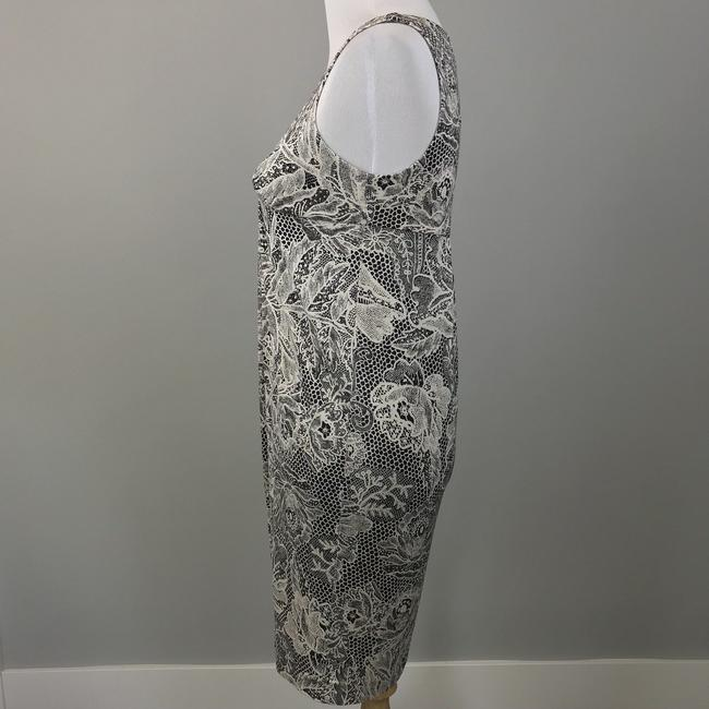 Diane von Furstenberg short dress Dvf Floral Honecomb Sleeveless on Tradesy Image 3