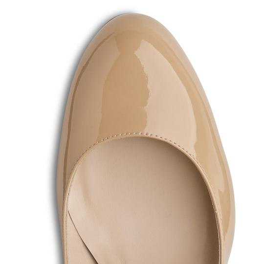 L.K. Bennett Natural/Nude Wedges Image 3