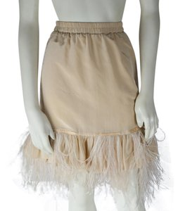Unbranded Casual Skirt Nude