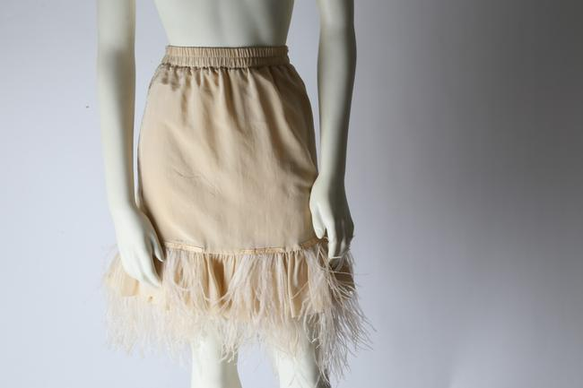 Unbranded Casual Skirt Nude Image 4