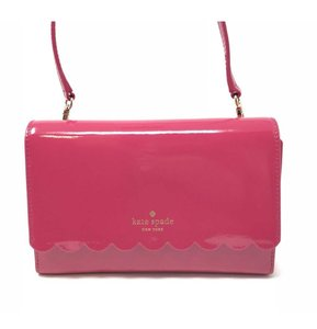Kate Spade Kate Spade Winni Lily Avenue Patent Leather Punch Sunset