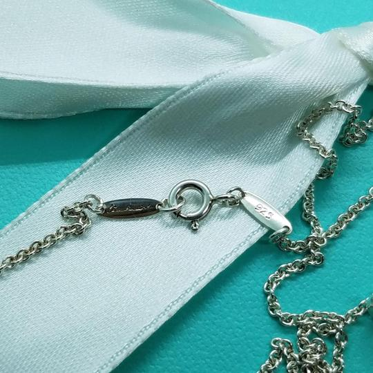 Tiffany & Co. Large Peretti Infinity cross pendant necklace Image 6