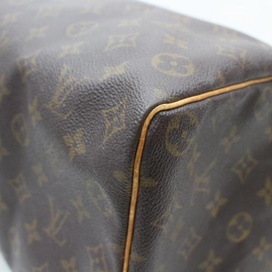 Louis Vuitton Speedie Speedy 40 Speedy 30 Damier Speedy Speedy Medium Satchel in Brown Image 11