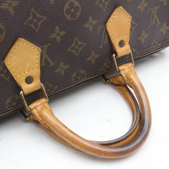 Louis Vuitton Speedie Speedy 40 Speedy 30 Damier Speedy Speedy Medium Satchel in Brown Image 1