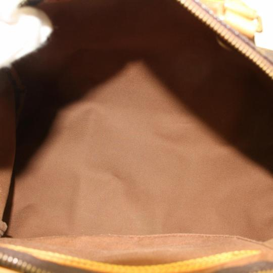 Louis Vuitton Speedie Speedy 40 Speedy 30 Damier Speedy Speedy Medium Satchel in Brown Image 3