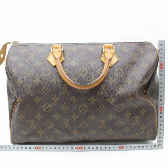 Louis Vuitton Speedie Speedy 40 Speedy 30 Damier Speedy Speedy Medium Satchel in Brown Image 5