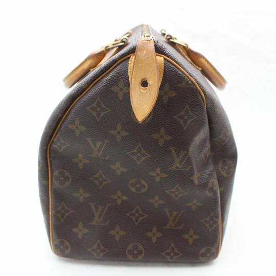 Louis Vuitton Speedie Speedy 40 Speedy 30 Damier Speedy Speedy Medium Satchel in Brown Image 7