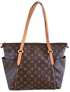 Louis Vuitton Totally Monogram Canvas Shoulder Bag