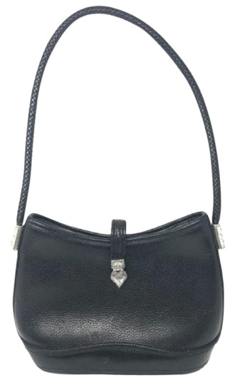 Preload https://img-static.tradesy.com/item/24573027/brighton-hobo-purse-handbag-black-pebbled-leather-shoulder-bag-0-1-540-540.jpg