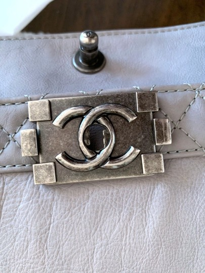 Chanel Reverso Calfskin Shoulder Bag Image 10