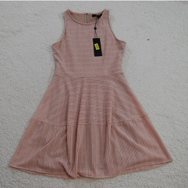 BCBGMAXAZRIA short dress pink on Tradesy Image 1