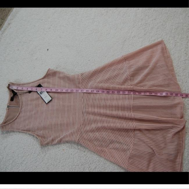 BCBGMAXAZRIA short dress pink on Tradesy Image 4