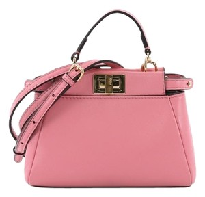 f6af6b5095b0 Pink Fendi Bags - Up to 90% off at Tradesy