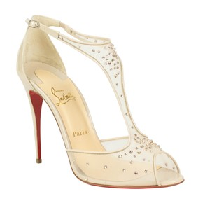 64b36225374 Christian Louboutin Strass Pumps - Up to 70% off at Tradesy (Page 5)