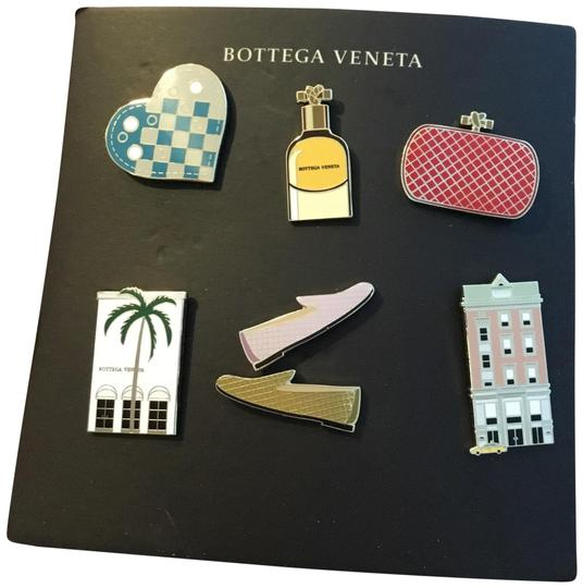 Bottega Veneta Decorative bottega pins Image 0