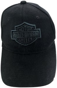 Harley Davidson Harley Davidson Baseball Cap Black Gray Embroidery  Adjustable 61ee15decc2