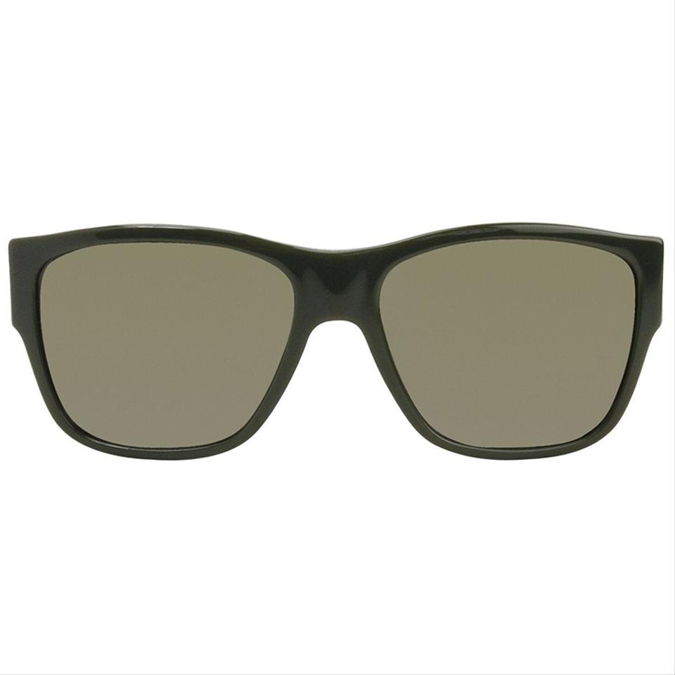 bccb5699ee Versace Green Frame   Dark Grey Gold Mirrored Lens Ve4296 51934t ...