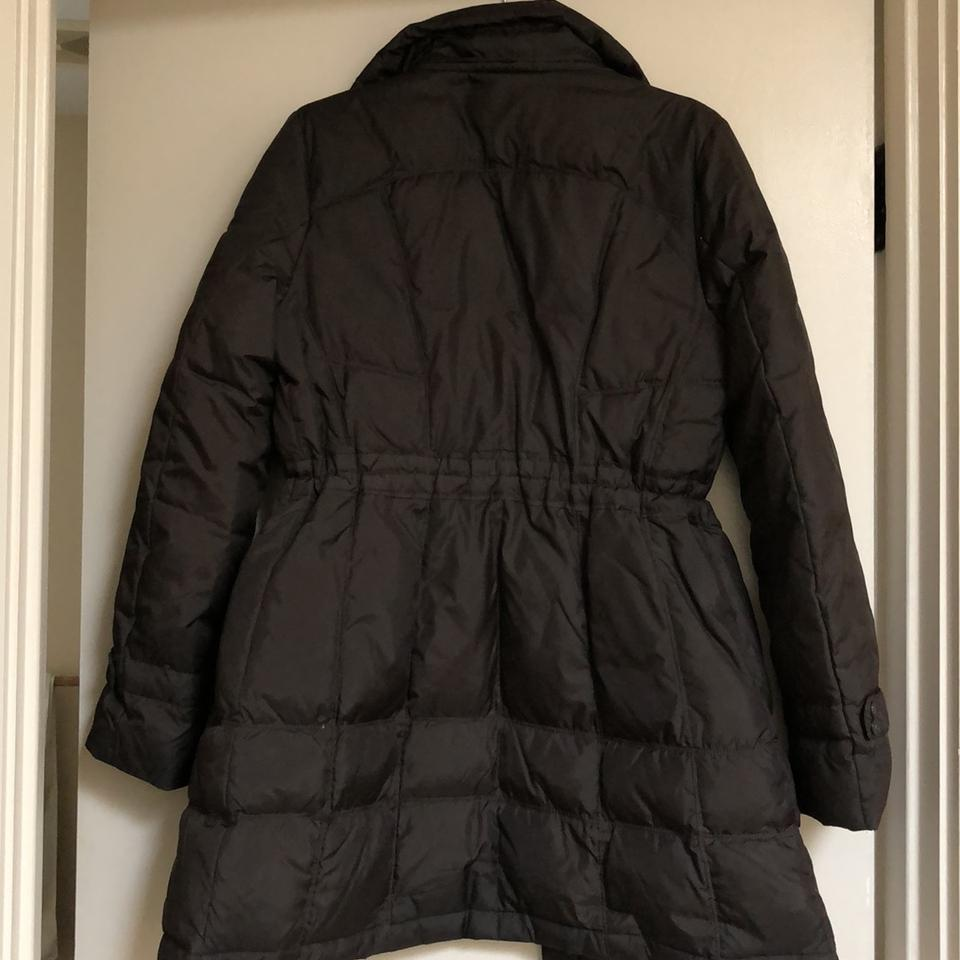 46d2f3c2f19 Cole Haan Dark Brown Down Puffer Coat Size 4 (S) - Tradesy