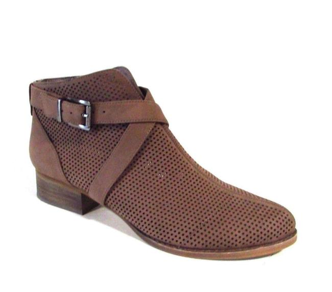 Item - Smoke/Taupe Casha Perforated Oil Nubuck Boots/Booties Size US 8 Regular (M, B)