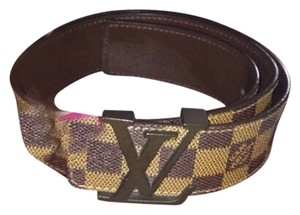 Louis Vuitton LV Brown Belt