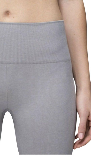 Item - Gray In The Flow Seamless Leggings Activewear Bottoms Size 4 (S, 27)