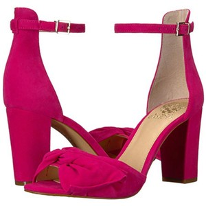 Vince Camuto Hot Berry Pink Pumps