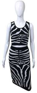 Other Zebra Print Pencil Skirt Dress