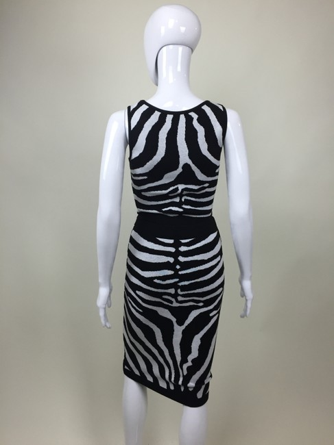Other And Pencil Skirt Zebra Print Dress Image 2