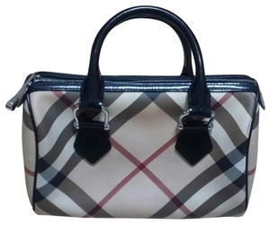 Added to Shopping Bag. Burberry Satchel. Burberry Chester Nova Check Top  Handle ... 698c3bb458732