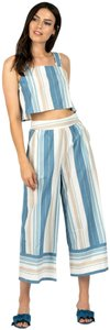 Cleobella Zara Trousers Faithfull The Brand Relaxed Pants Stripe