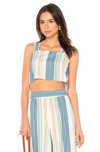 Cleobella Zara Crop Asos Faithfull The Brand Top Stripe