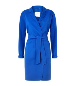 Max Mara Winter Wool Wrap Italy Belted Trench Coat