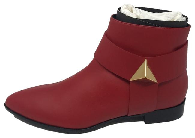 Item - Red Gold New Boots/Booties Size EU 39.5 (Approx. US 9.5) Regular (M, B)