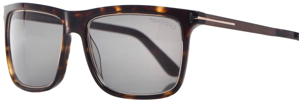 ad9627eba0bb Tom Ford Tortoise Brown Karlie Tf392 Sunglasses - Tradesy