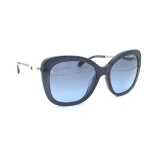 0219f521b5 Chanel Butterfly Silver Transparent Blue Gradient 5339-H-A 1550 S2