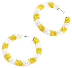 9b6019bf806 Yellow J.Crew Earrings - Up to 90% off at Tradesy