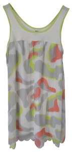 Gentle Fawn short dress Multicolored Animal Print Colorful Shift on Tradesy