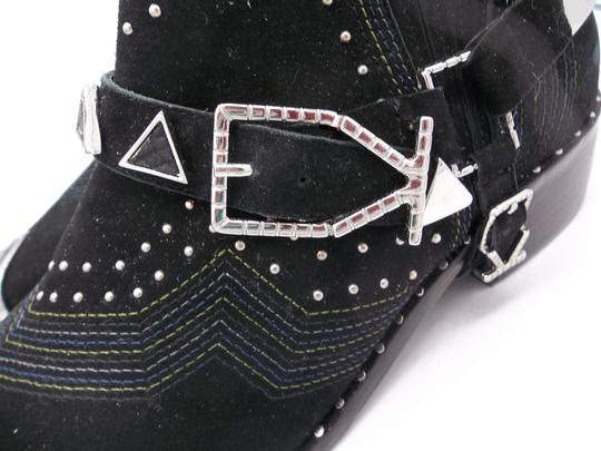 Ivy Kirzhner Black and Silver Boots Image 7