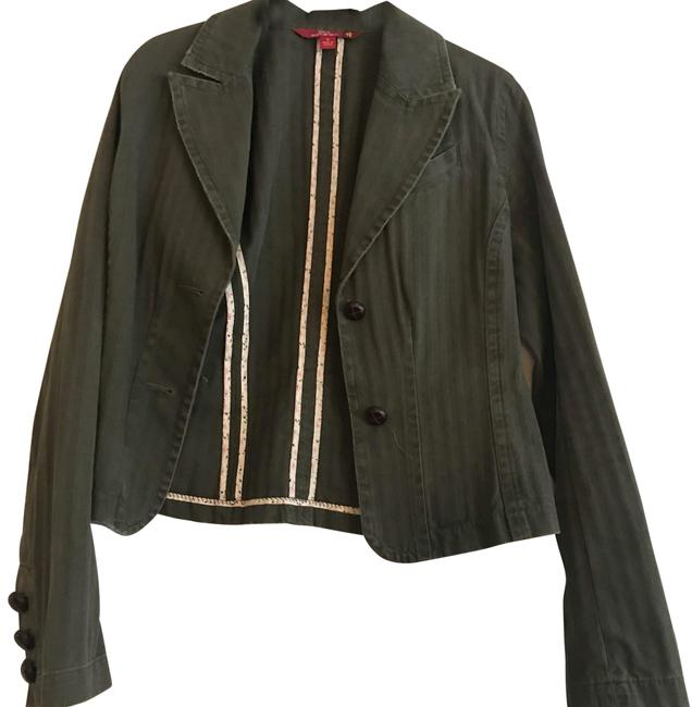 So Real So Right olive green Blazer Image 0